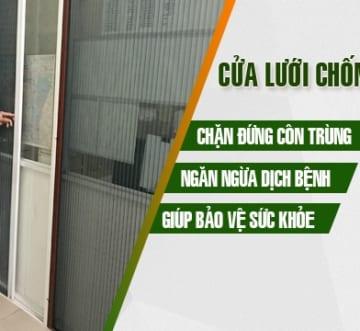 Sơ lược về công ty cửa lưới Việt Thống