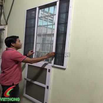 Cửa lưới chống muỗi Sài Gòn uy tín số 1