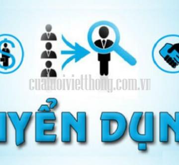 Công ty Việt Thống Hưng Thịnh tuyển dụng
