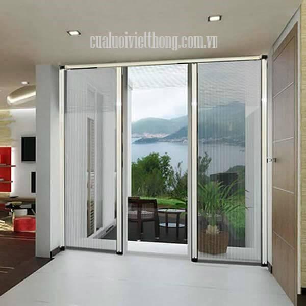Một cánh cửa chống muỗi tốt sẽ bảo vệ gia đình bạn hoàn hảo