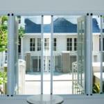 Cửa lưới chống côn trùng có khả năng phòng chống cho toàn bộ diện tích căn nhà chỉ với việc lắp đặt ở những không gian mở