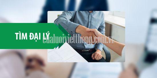 Đại lý phân phối cửa lưới Việt Thống