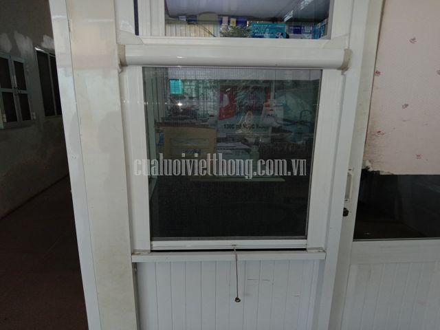 Cửa chống muỗi tự cuốn giá rẻ và chất lượng