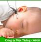 Phòng chống muỗi cho sự an toàn của trẻ sơ sinh
